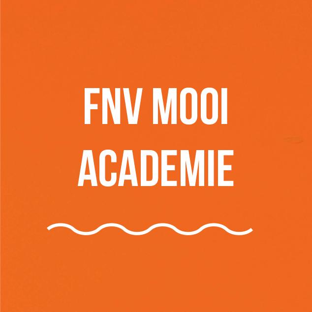 FNV MOODAG 2018 academie