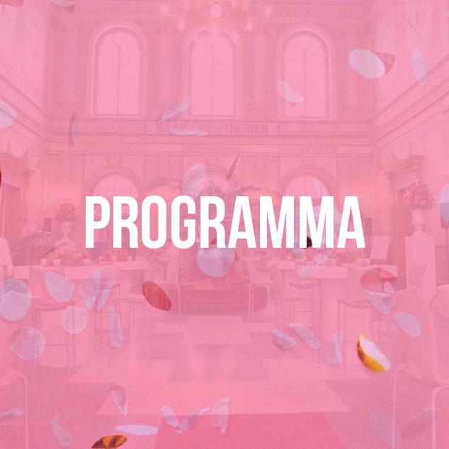 FNV MOODAG 2019 programma